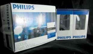 Дневные ходовые огни и ксенон от Philips