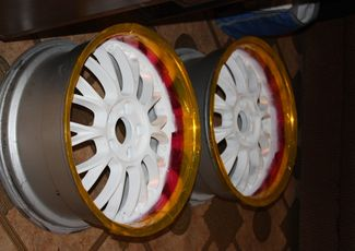 Покраска колесных дисков своими руками