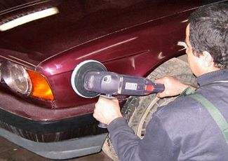 Полировка и шлифовка авто