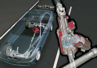 Рулевое управление автомобилем