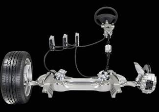Рулевое управление от Nissan