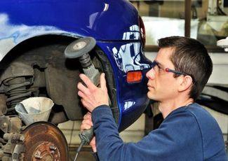 Покраска и ремонт кузова
