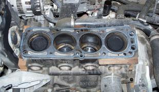 Устройство блока цилиндров двигателя