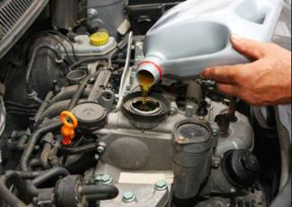 Замена масла и антифриза в авто
