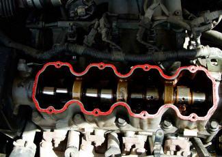 Особенности самостоятельного ремонта клапанной крышки на Дэу Нексия, drive2.ru