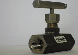 Клапан игольчатый 15c54бк