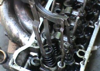 Притирка клапанов ВАЗ-01 до 07