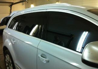 Фотография автомобиля с электротонировкой, vk.com
