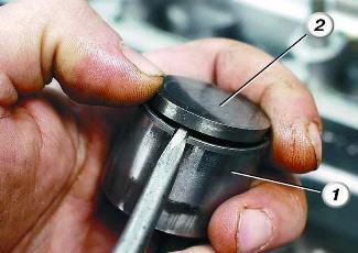 Ремонт головки блока цилиндров своими руками, 21102.ru