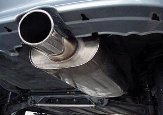 Глушитель автомобиля