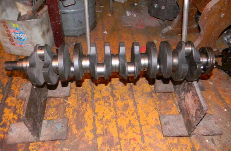 Балансировка коленвала в гаражных условиях: эффективность и руководство 53