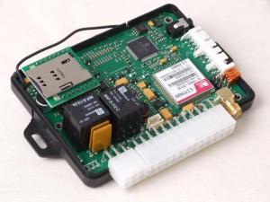 Плата GSM сигнализации