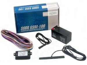 Комплект GSM автосигнализации