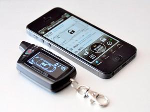 Синхронизация телефона с сигнализацией