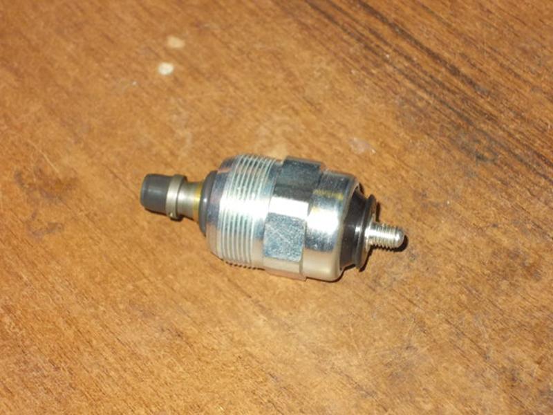 Клапан отсекатель топлива