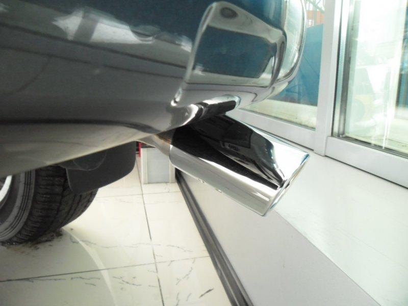 Насадка на глушитель Ford