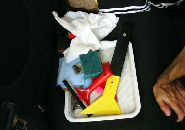 Инструмент для растонировки