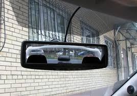 Как выбрать видеорегистратор-зеркало с камерой заднего вида