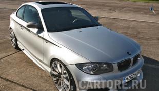 Новый тюнинг-пакет для популярного компактного купе BMW 1-Series M