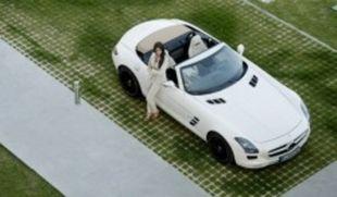 Качественно новый тюнинг-пакет для Mercedes-Benz SLS AMG