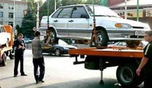 Новые штрафные санкции для автовладельцев
