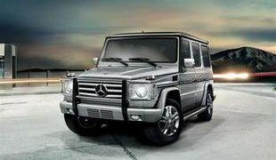 Внедеоржник от Mercedes-Benz
