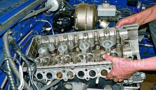 Задачи и устройство головки блока цилиндров двигателя