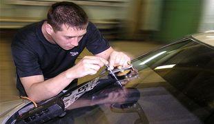 Инструменты  для ремонта автостекол