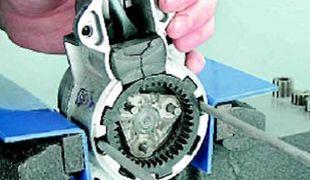 Когда нужен ремонт стартера ВАЗ 2110