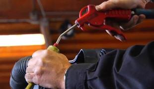 Продувка цилиндров двигателя автомобиля
