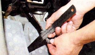 Регулировка педали сцепления своими руками