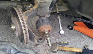 Ремонт рулевого привода