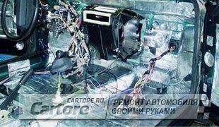 Как провести шумоизоляцию двигателя