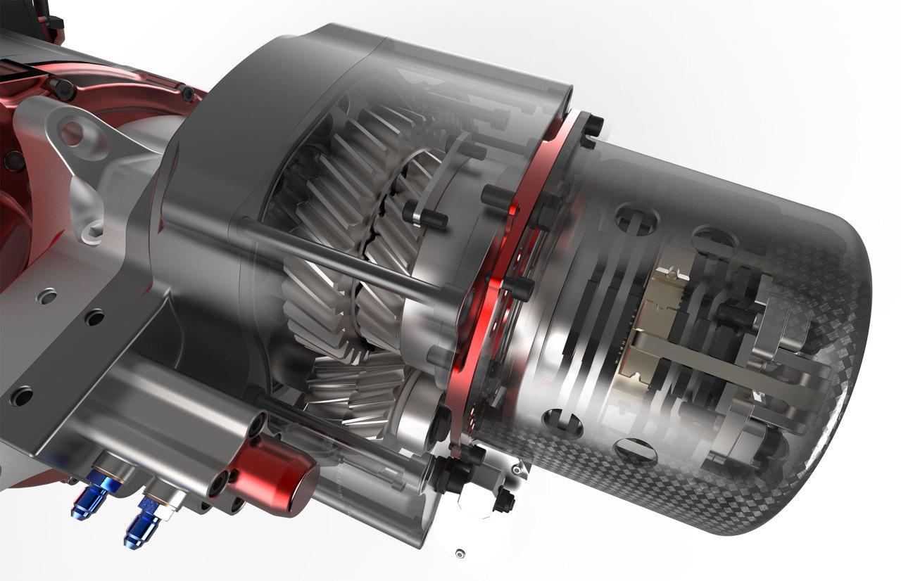 электродвигатели Rimac