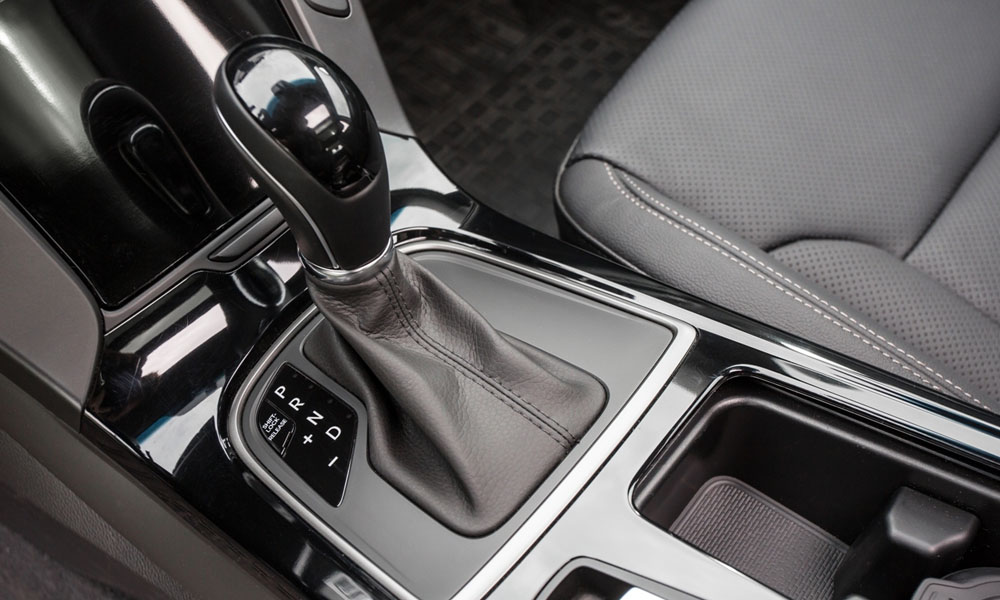 Hyundai, Автоматическая коробка передач